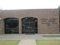 Thorndale TX Post Office