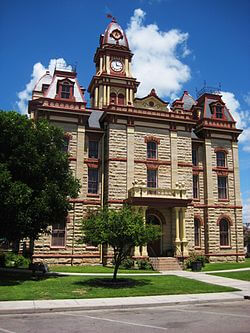Caldwell County Courthouse Lockhart TX